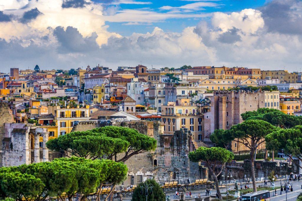 ville de Rome photo